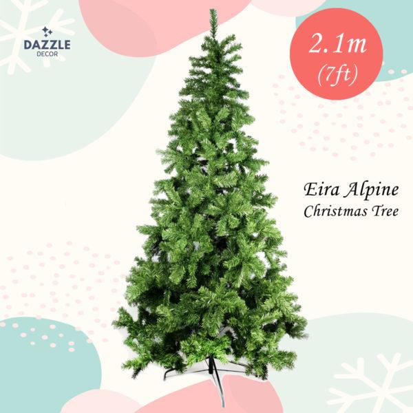 Eira Alpine Christmas Tree 2.1m