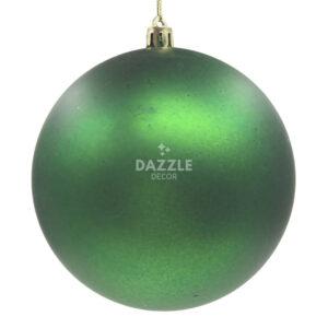 Shine Baubles Green