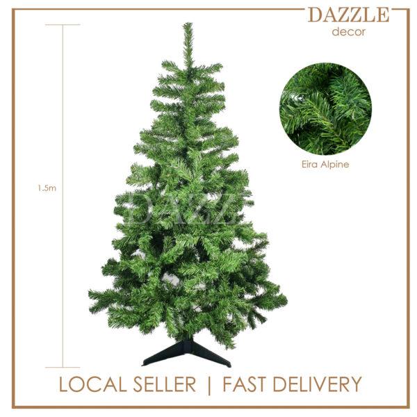 1.5m Eira Alpine Christmas Tree
