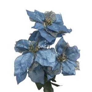 Poinsettia Flower Pick