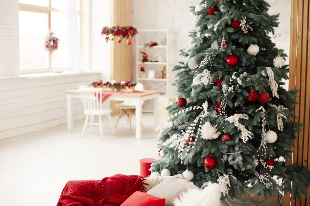 Christmas tree decoration singapore