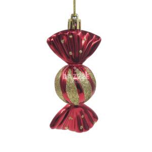 Candice Bauble Ornament
